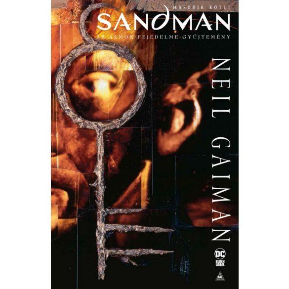 Neil Gaiman: Sandman - Az álmok fejedelme gyűjtemény 2. kötet keménytáblás képregény