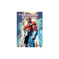 Alan Davis, Alan Moore: Britannia Kapitány