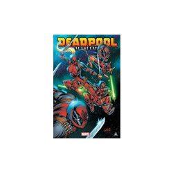 Deadpool-alakulat keménytáblás képregény