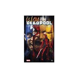Ölégia, avagy Deadpool kinyírja a Marvel-univerzumot és mindenki mást keménytáblás képregény