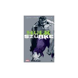 Hulk: Szürke keménytáblás képregény