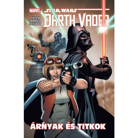 Darth Vader: Árnyak és titkok (képregény)
