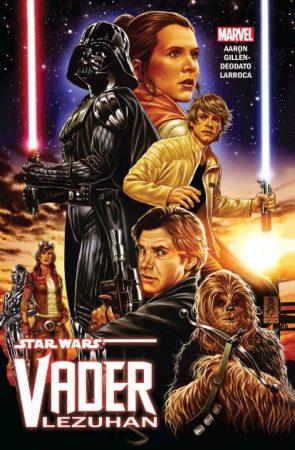 Vader lezuhan (képregény)