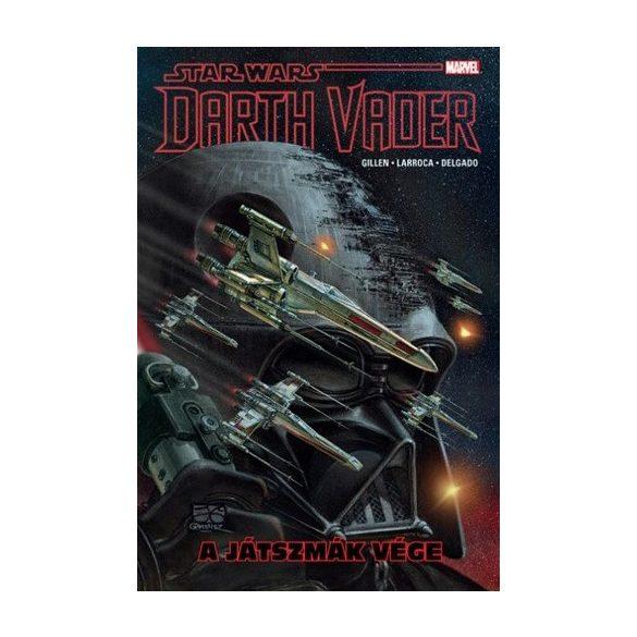 Darth Vader: A játszmák vége (képregény)