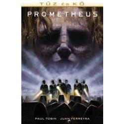 Prometheus: Tűz és kő (képregény)
