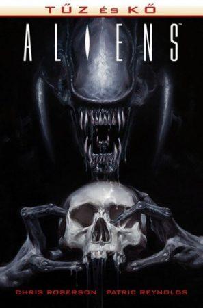Aliens: Tűz és kő (képregény)