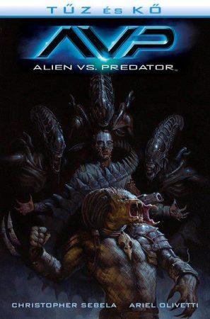 Alien vs. Predator: Tűz és kő (képregény)