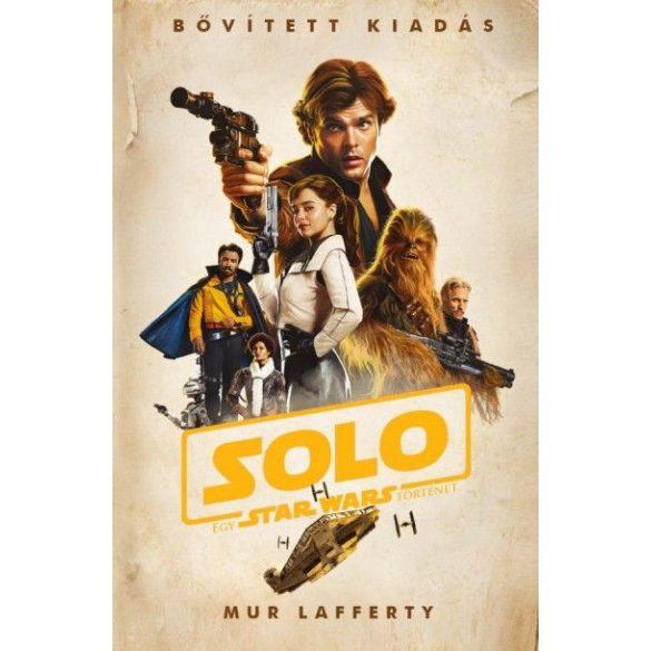 Solo: Egy Star Wars történet (puhafedeles)