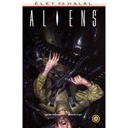 Aliens: Élet és halál (képregény)