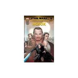 Hősök és Gonosztevők: A Köztársaság kora: Hősök (képregény)
