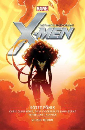 Marvel regény: X-Men: Sötét Főnix (keménytáblás)
