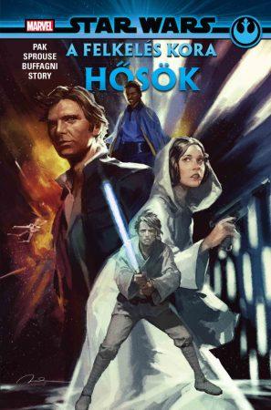 A Felkelés kora: Hősök (képregény)