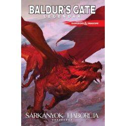 D&D: Baldur's Gate Legendák: Sárkányok háborúja (képregény)