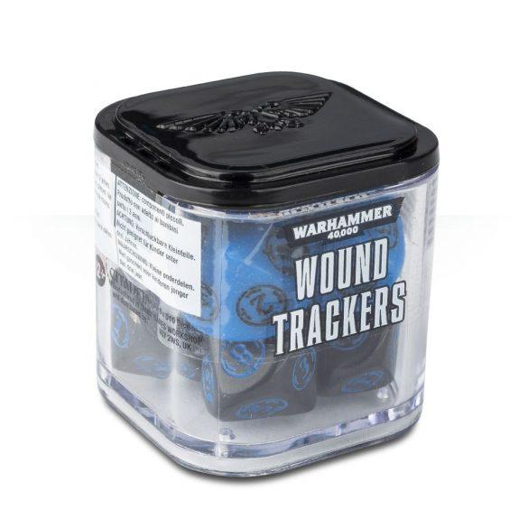 Warhammer 40,000 Wound Trackers