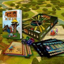 Gallia MMXX szerepjáték dobozos kiadás - előrendelés