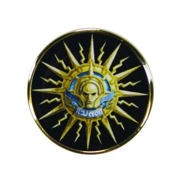 Kitűző  - Age of Sigmar - Stormcast Eternal