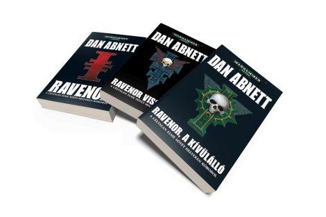 Ravenor könyvcsomag