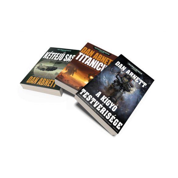 Sabbat Világok könyvcsomag
