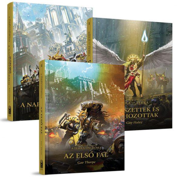 A Terra Ostroma könyvcsomag I