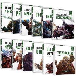 Bestia könyvcsomag