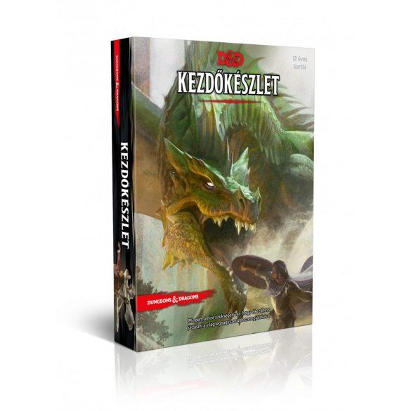 Dungeons and Dragons kezdőkészlet