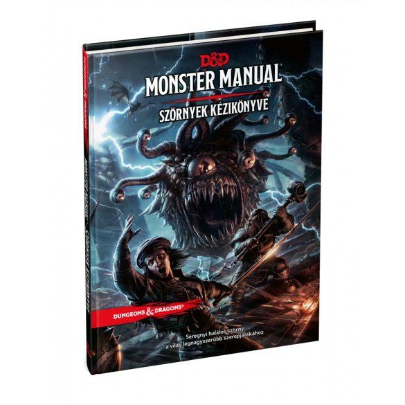 Szörnyek Kézikönyve - Monster Manual - előrendelés