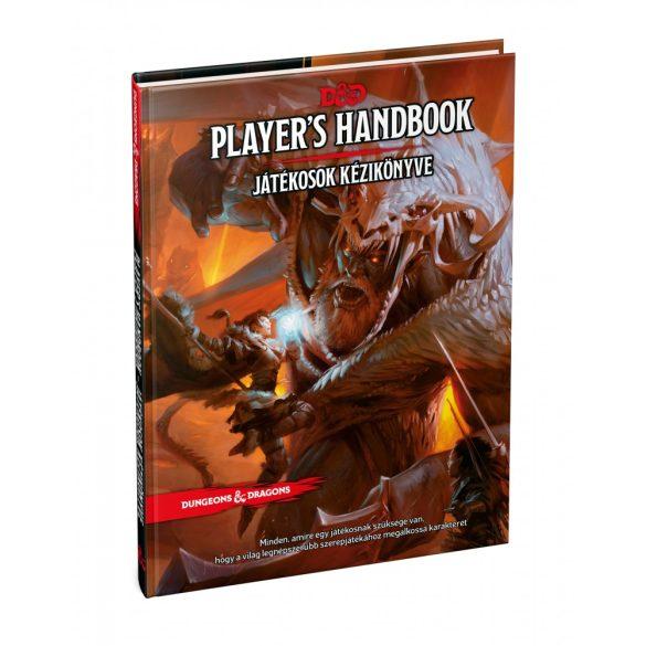 Játékosok Kézikönyve - PHB - előrendelés