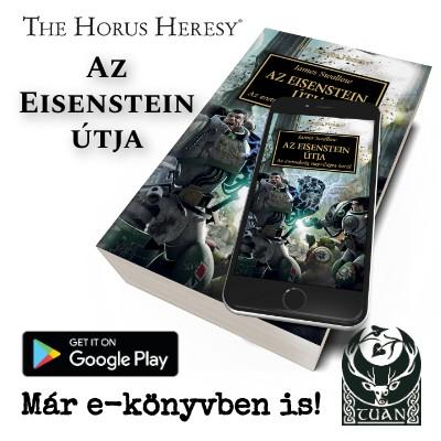Az Eisenstein útja e-könyv