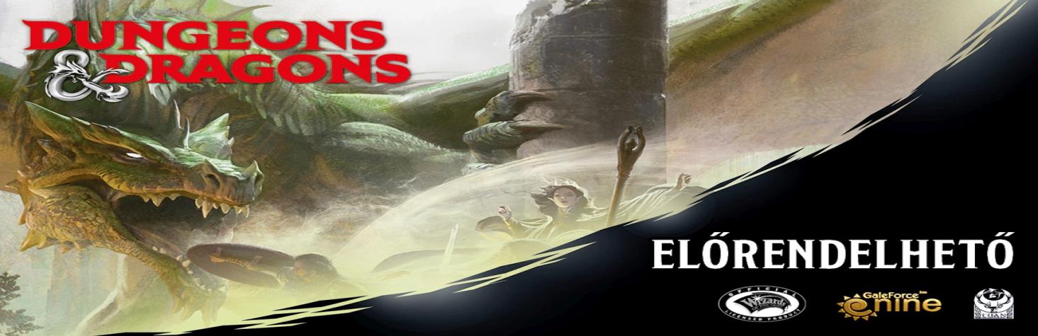 Dungeons and Dragons - kezdőkészlet